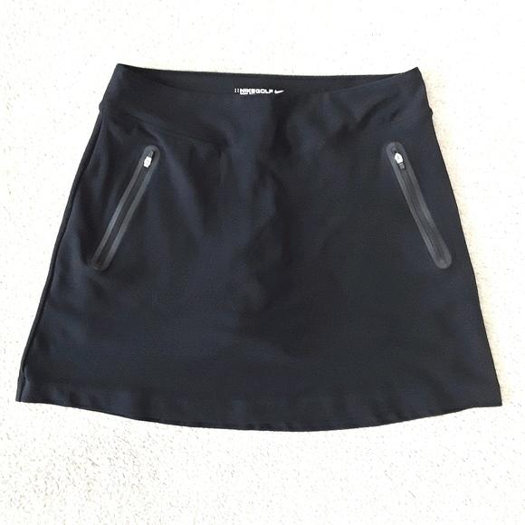 Nike Performance Dri Fit Golf Skirt